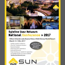 SUN Conference 2017 Location Announced
