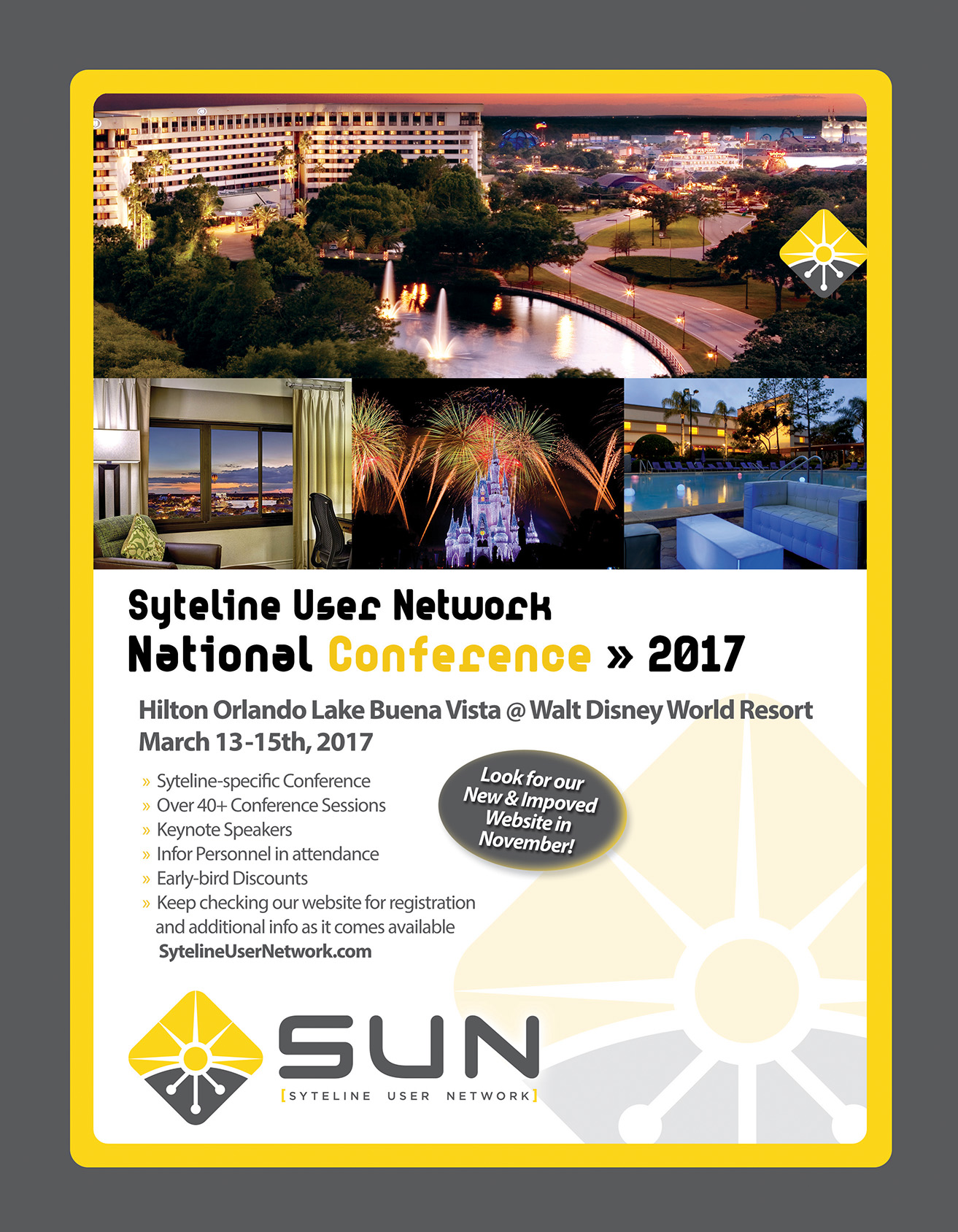 SUN Conference 2017 Location Announced | Syteline User Network